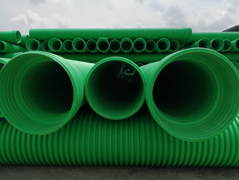 排水排污改性双壁波纹管