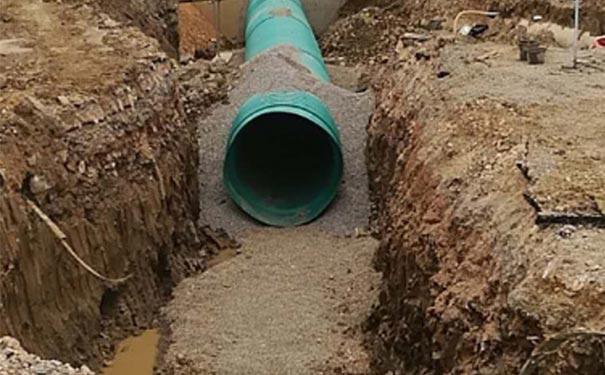 威宁管网改造雨污分流工程