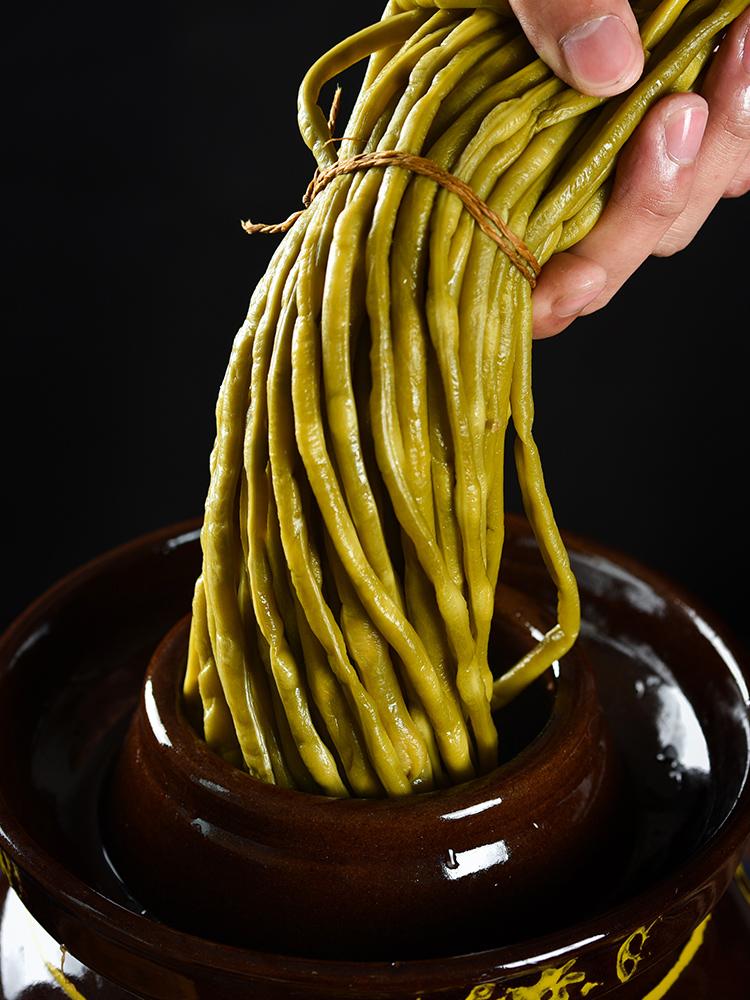 贵州自制酸豇豆厂家