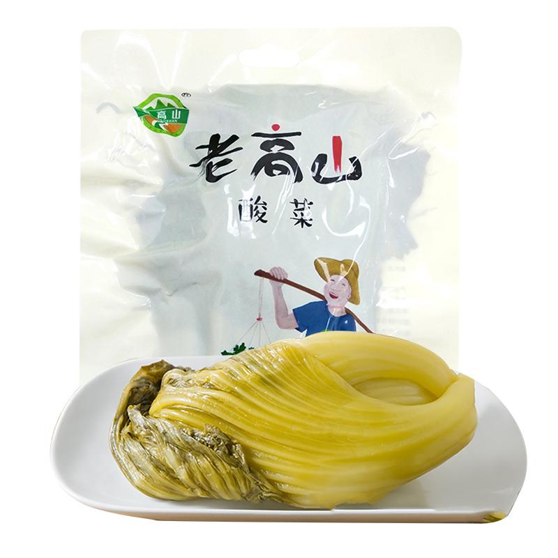 贵州无食盐酸菜
