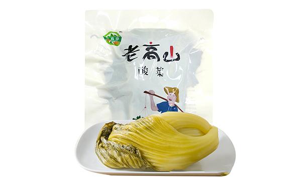 石景山自制酸菜