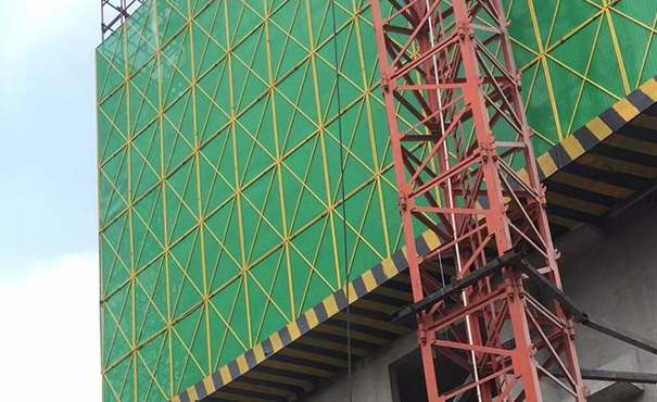 遵义建筑爬架网
