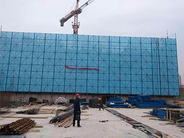 黔东南贵州建筑爬架网