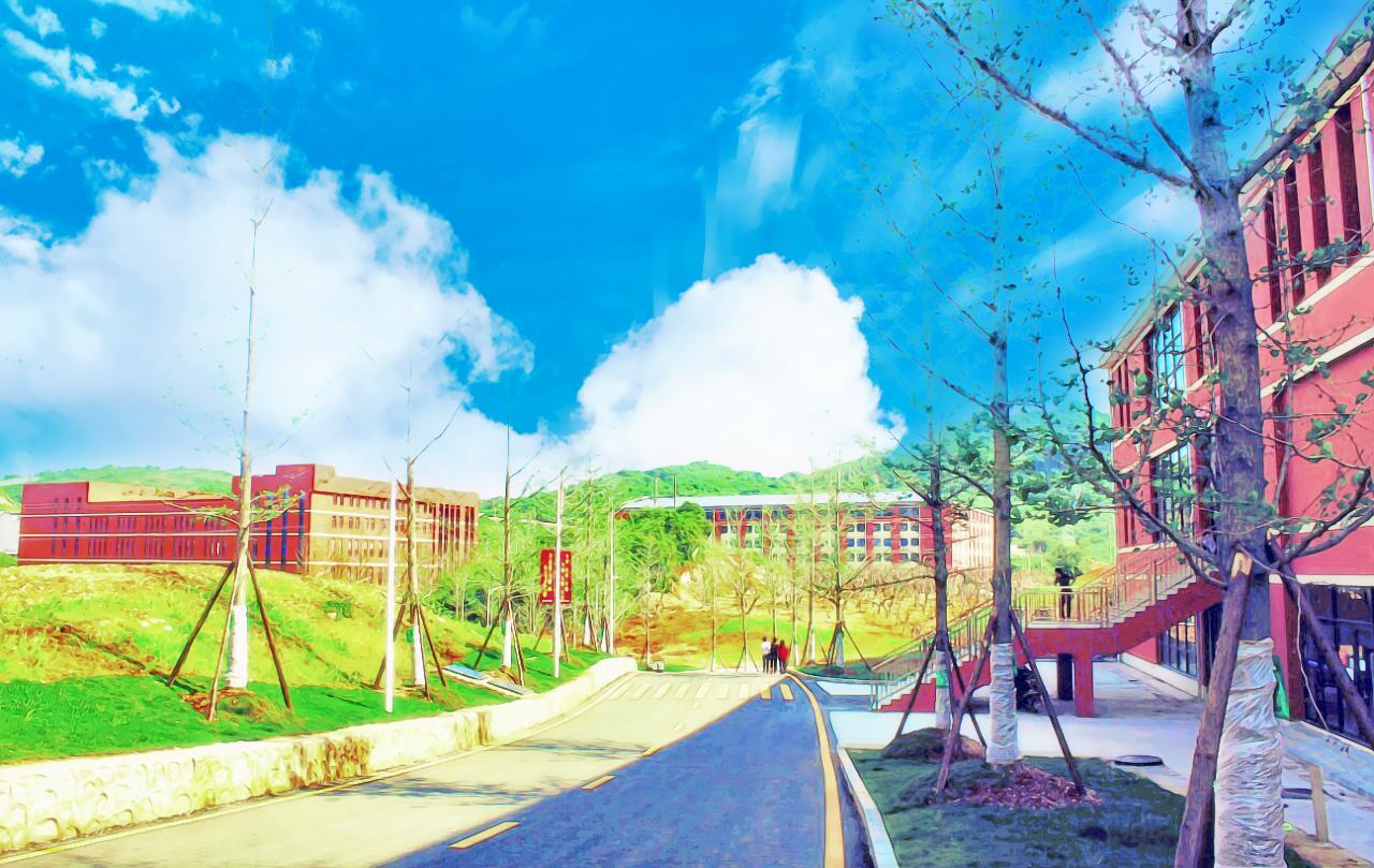 贵州轻轨学校