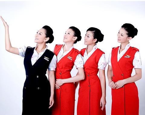 贵州空中乘务招生
