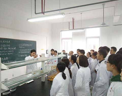 贵阳生物制药学校招生