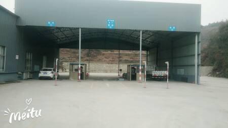 貴州大方汽車檢測站建設