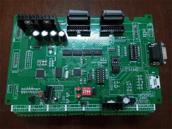 貴州汽車檢測設備——電器元件(采集主控板)