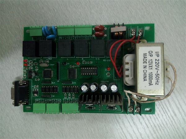 貴陽汽車檢測設備——電器元件(停電保護裝置)
