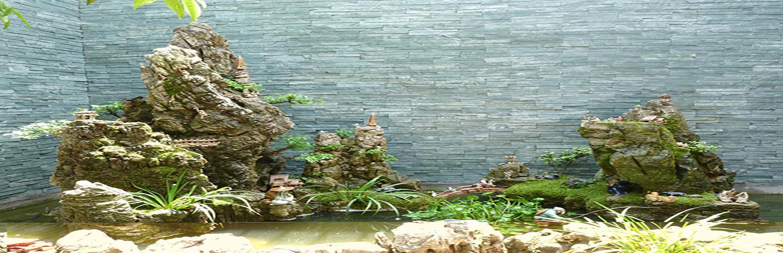 贵州园林假山设计制作,打造贵阳园林景观设计行业龙头
