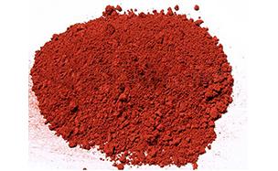 贵州氧化铁红还可以用作涂料