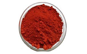 氧化铁红的功效特点有什么?