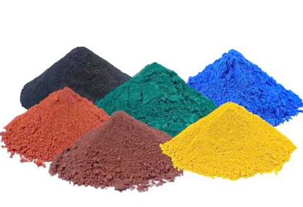 彩色沥青专用颜料