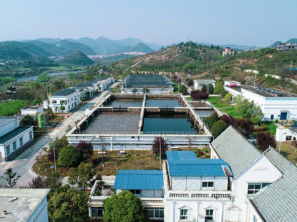 朱家河污水处理厂