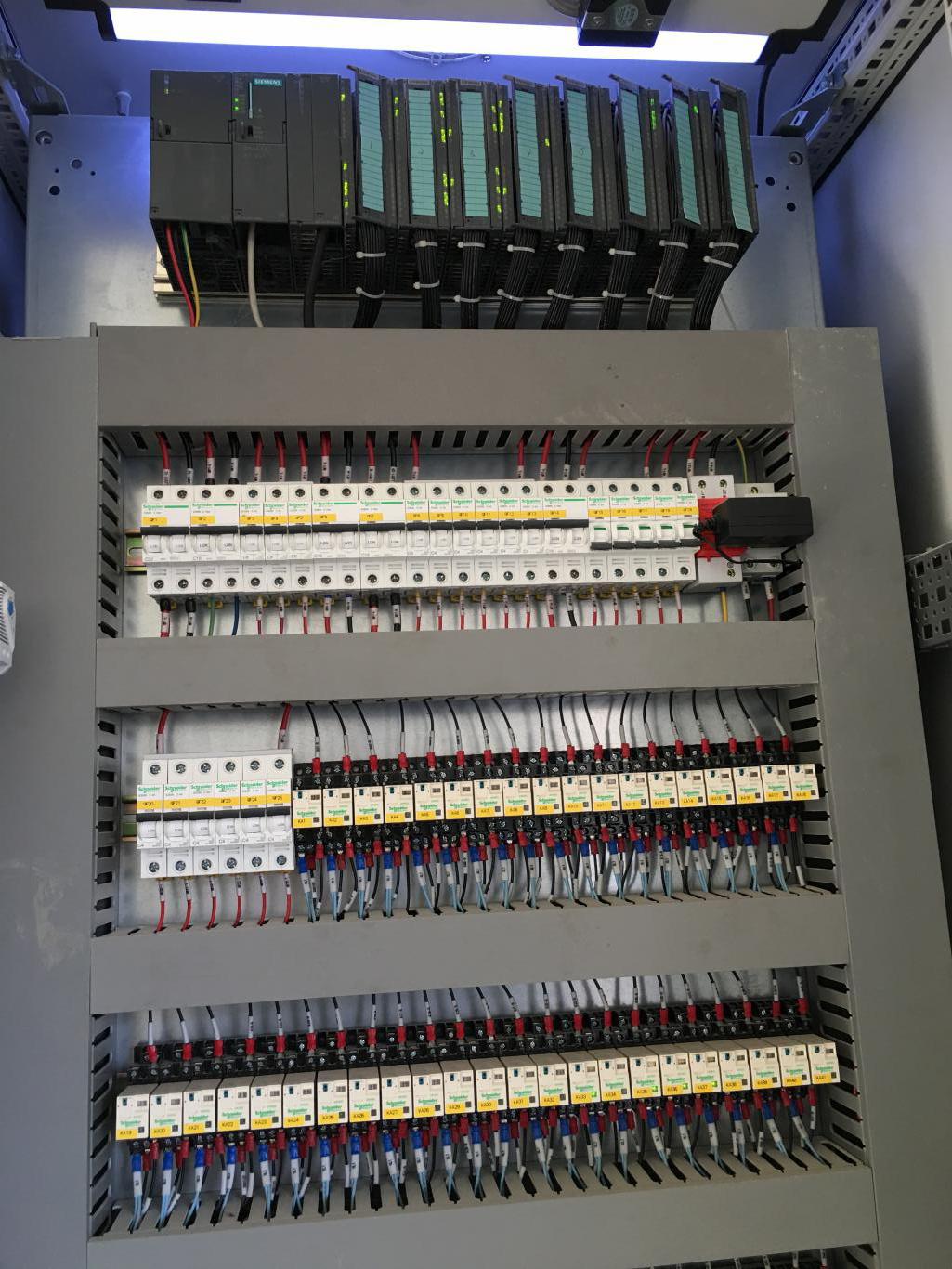 隧道自动化控制系统
