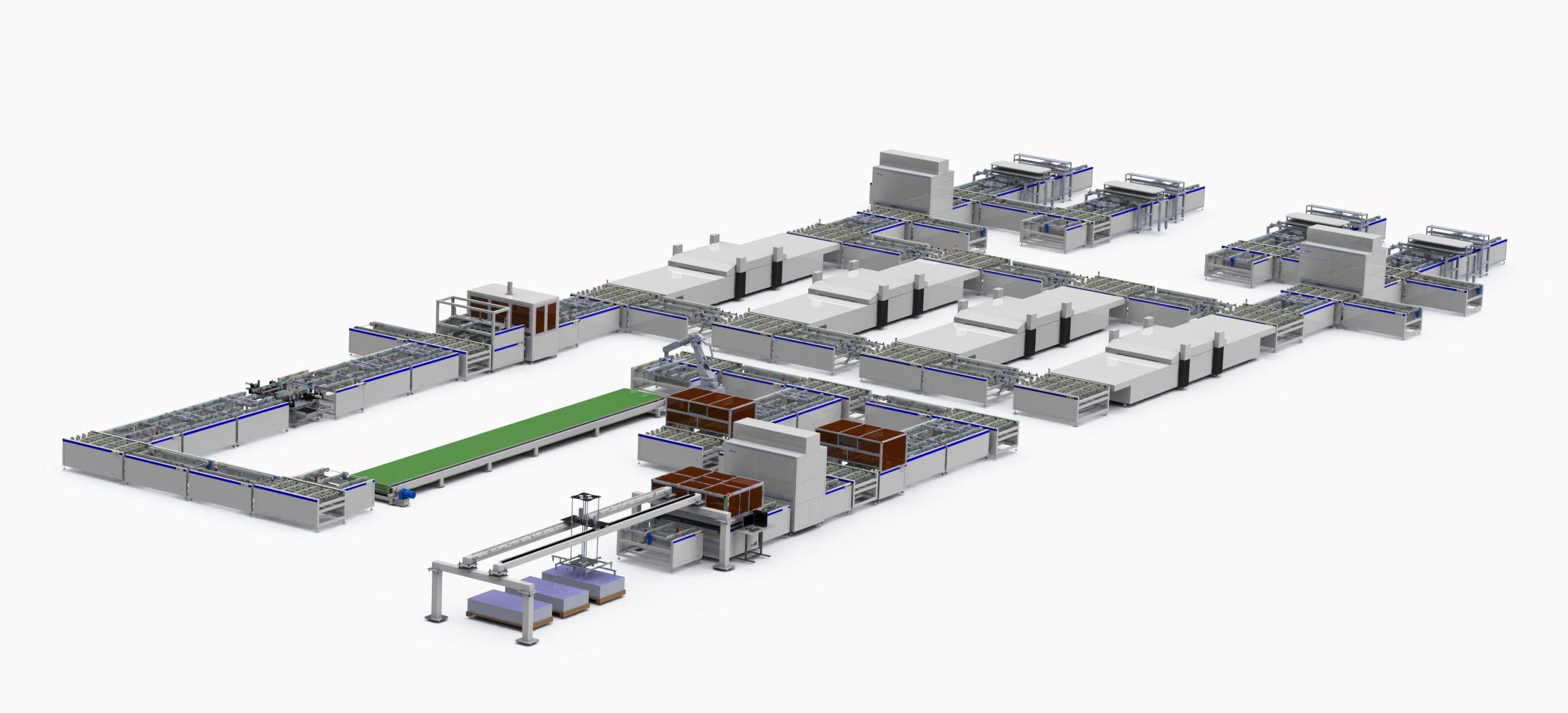 工业自动化系统集成及工程