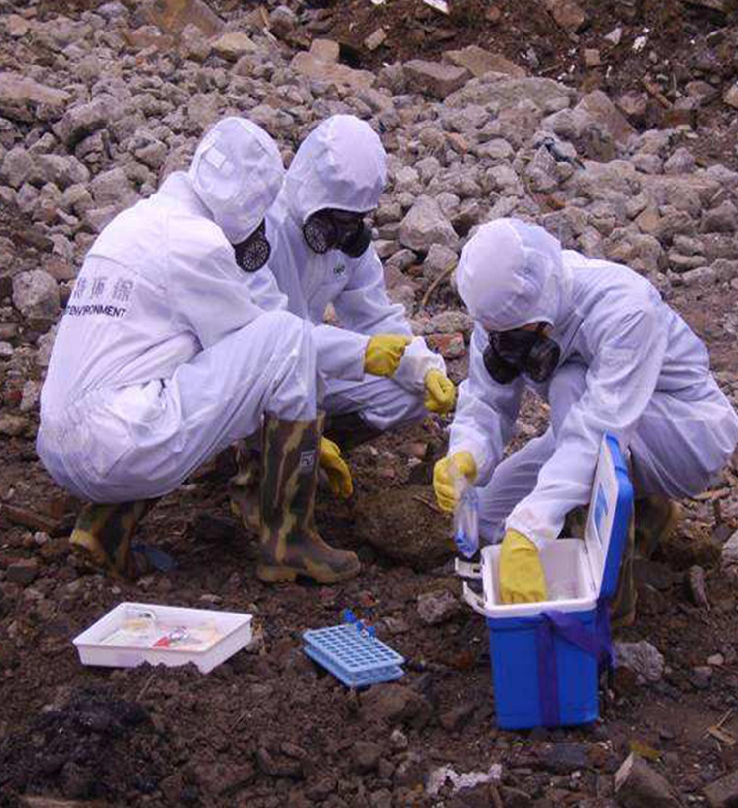 土壤检测的重要性