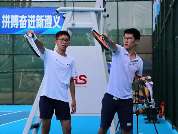 室外网球培训