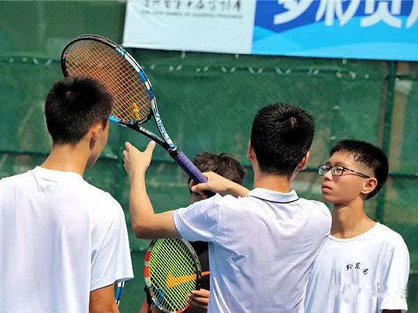 长期专业网球培训