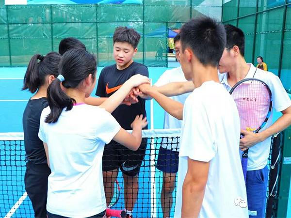 网球培训机构