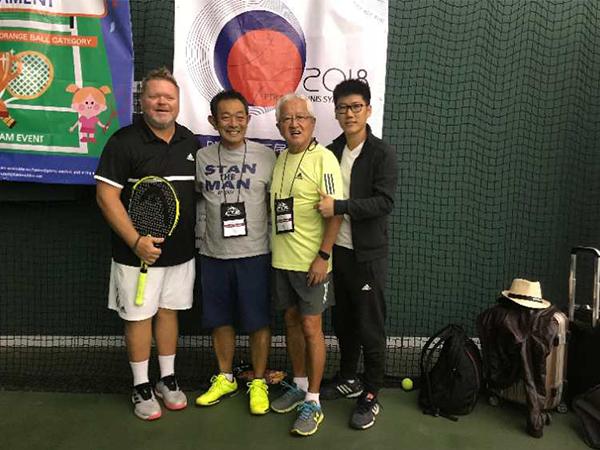 网球培训公司