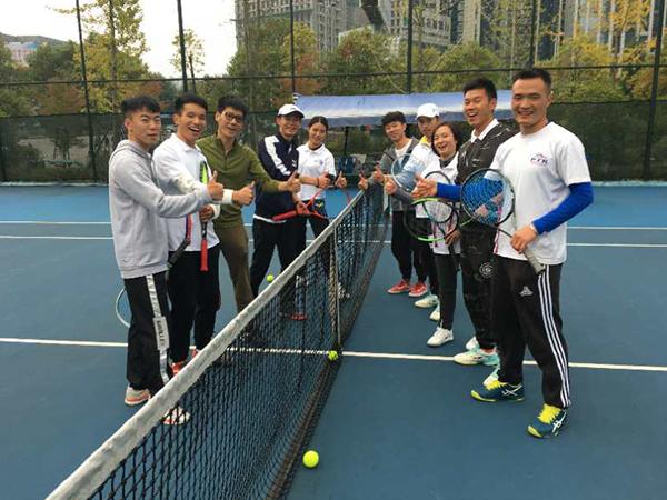 网球培训班