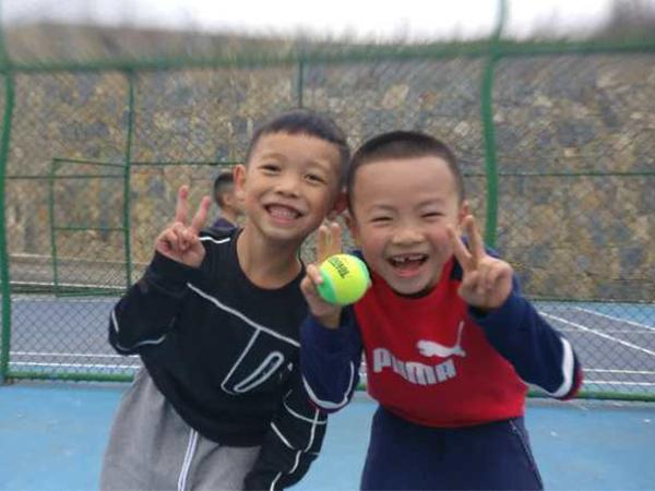 网球专项技术提高