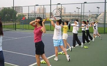 贵阳网球培训价格