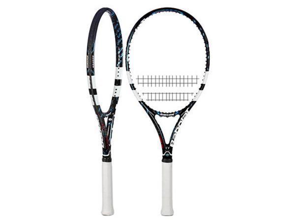 百宝力的网球拍