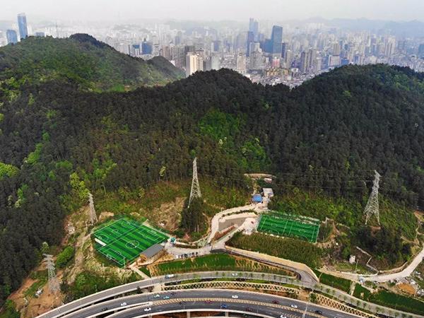 黔灵山体育公园