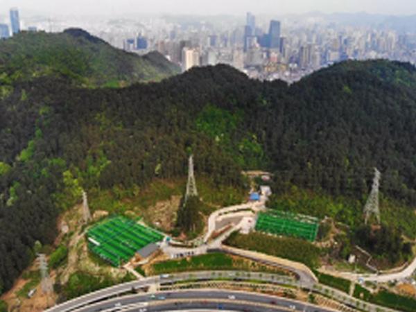 贵阳市云岩区黔灵山体育公园