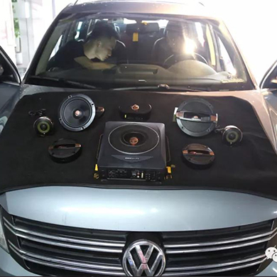 贵州汽车音响改装