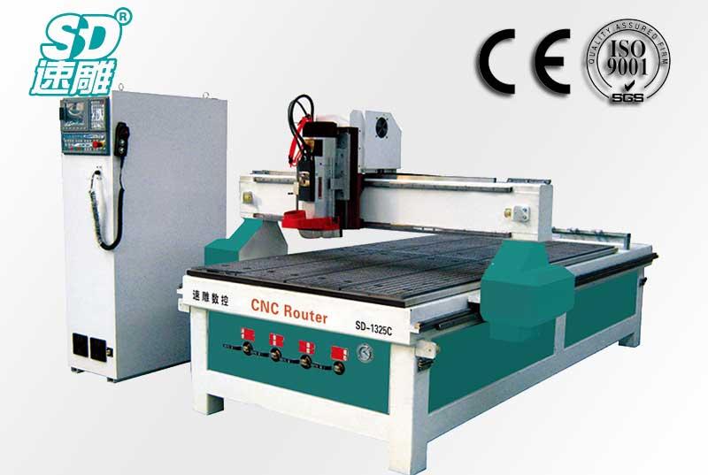 排式自动换刀加工中心SD-1325C-多功能加工中心