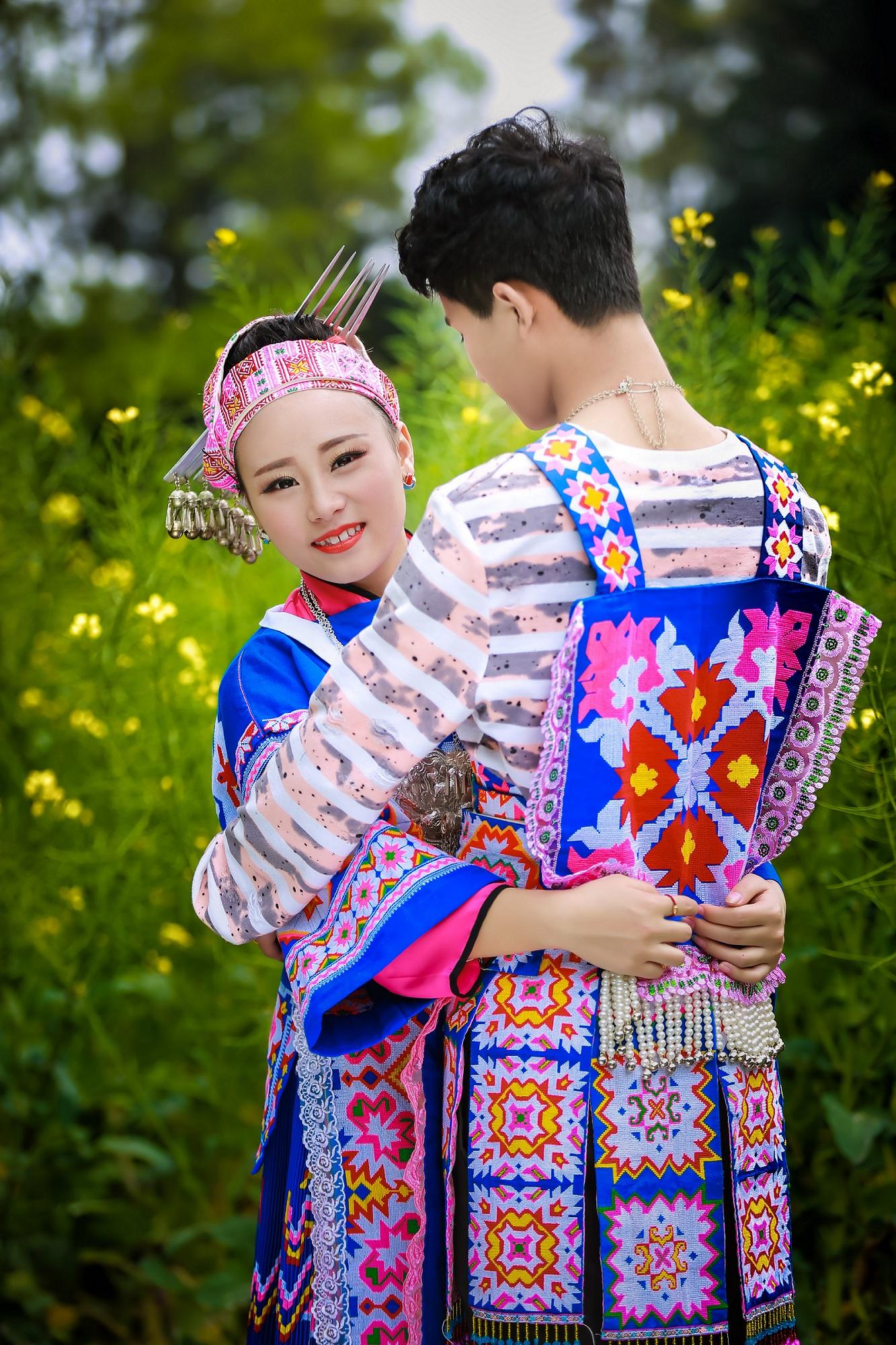 贵阳婚纱摄影——韩先生&王女士