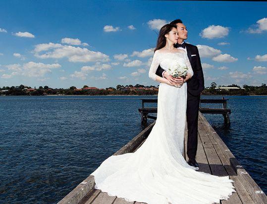 摄影婚纱照