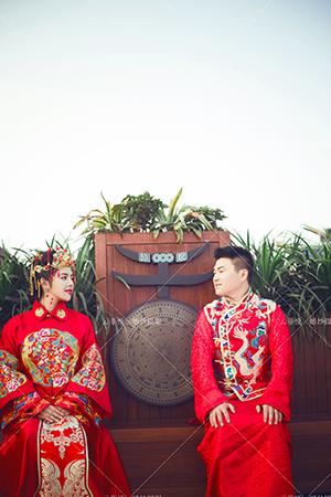 娄先生&兰女士——贵阳婚纱摄影工作室