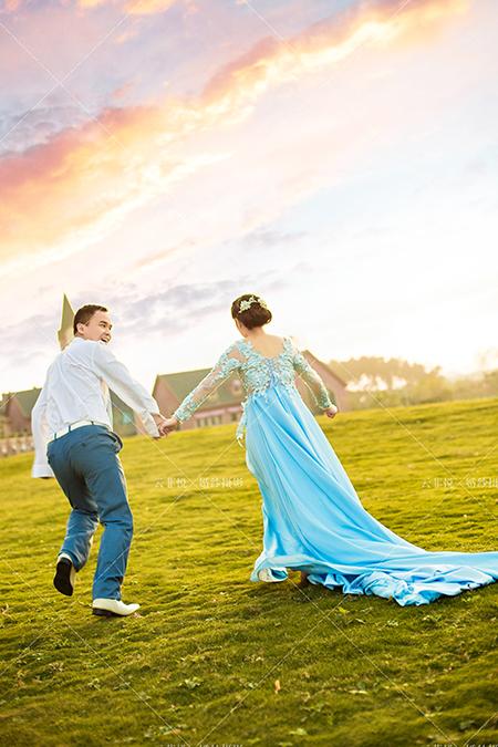 楊先生&吳女士——貴陽婚紗攝影哪家好