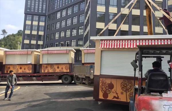 贵阳艺术岗亭生产厂家