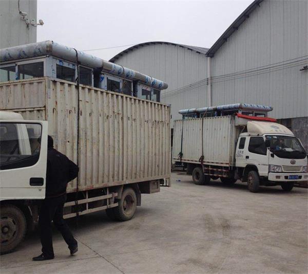 改毛村机械厂不锈钢岗亭