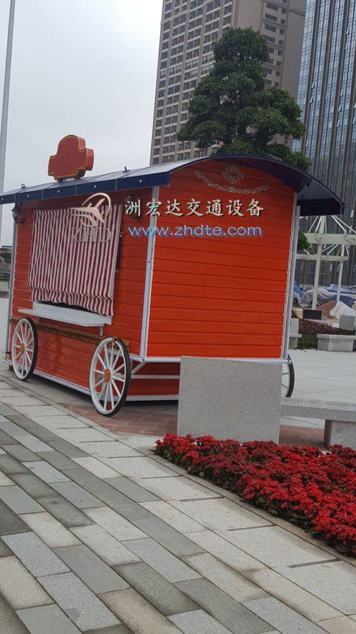 贵阳市花果园欧式售货亭