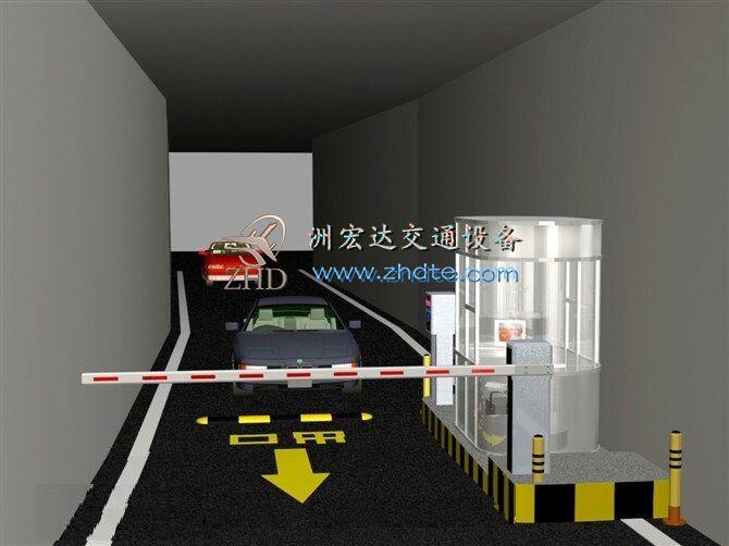 和记怡情h88 停车场系统021