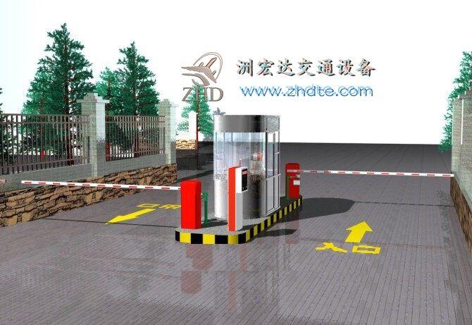 AG亚游手机版app 停车场系统017