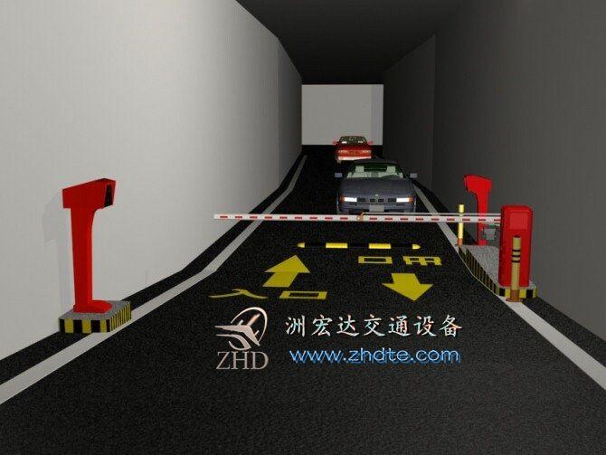 AG亚游手机版app 停车场系统001