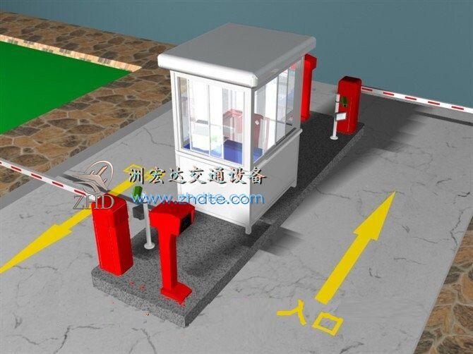 AG亚游手机版app 停车场系统016