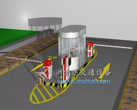AG亚游手机版app 停车场系统007