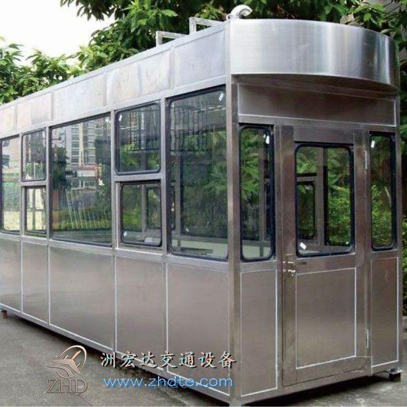 钢结构岗亭ZHD-GT-17