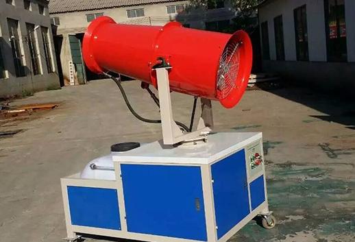 貴州工地自動霧炮機