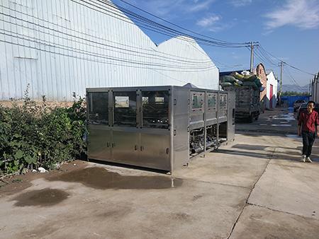 单级4吨水处理设备
