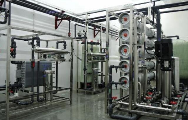 工业反渗透纯水处理设备