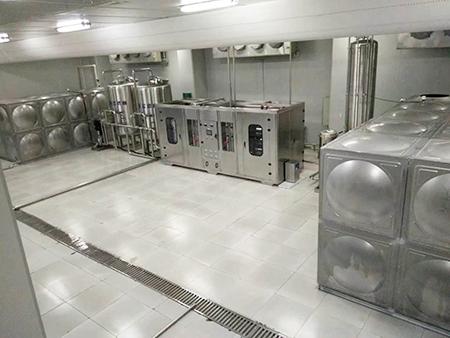 水处理设备的分类由定西净水处理设备公司带您了解
